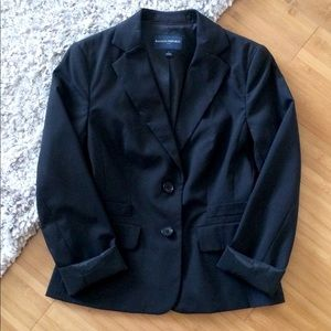 Banana Republic Black Blazer Size 2